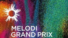 "Dänemark: Das sind die ""Dansk Melodi Grand Prix"" Songs! Grand Prix, Eurovision Song Contest, Neon Signs, Songs"