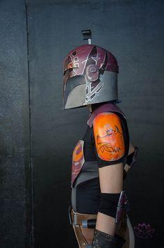sabine wren armor - Google Search