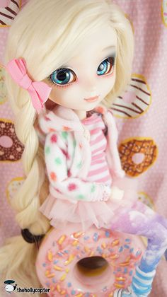 Anime Dolls, Blythe Dolls, Barbie Dolls, Pretty Dolls, Beautiful Dolls, Kawaii Doll, Smart Doll, Kawaii Shop, Doll Repaint