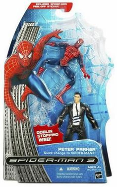 spiderman 3 action command infrared wireless remote