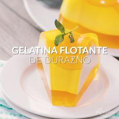 Gelatin Recipes, Jello Recipes, Dessert Recipes, Bon Dessert, Dessert Drinks, Jello Desserts, Vegetarian Recipes, Cooking Recipes, Eating Organic