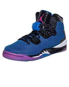 #FashionVault #jordan #Boys #Footwear - Check this : JORDAN BOYS Blue Footwear / Sneakers for $89.99 USD