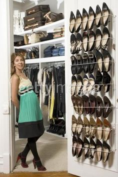 closet - nina garcia wish I had her closet!