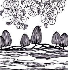 Elisa Viotto - Paesaggi collinari