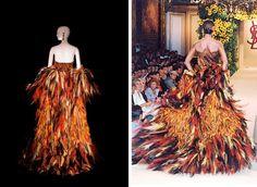 Haute+Couture+Collectionautumn-winter+1990 YSL