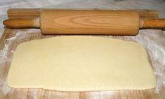 Recept na rychlé listové těsto Rolling Pin, Rolls, Hampers, Buns, Bread Rolls