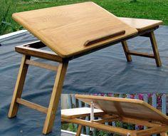Столик для ноутбука с чертежами