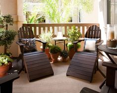 Spaces Small Deck Design, Pictures, Remodel, Decor and Ideas - page 3