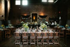 Ruffled® | Metropolitan Garden Wedding
