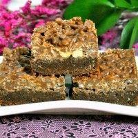 Fudge Crunch Brownies