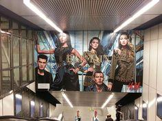 Balman H&M Kampagne Wien
