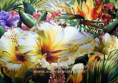 Chinese Suzhou silk embroidery hand embroidered painting silk thread art Su embroidery artwork from China from Su Embroidery Studio