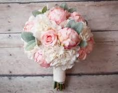 Image result for wedding bouquet peonies