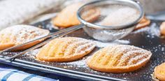 These precious little cakes are easy to make and make the perfect sweet for holiday entertaining.Enjoy soft, delicate ...
