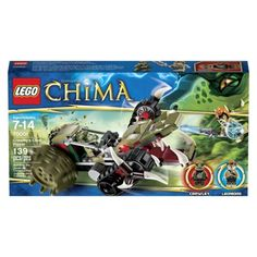 LEGO Legends of Chima 70001 - Crawley's Claw Ripper