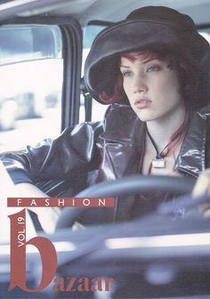 from bazaar vol.19 cover
