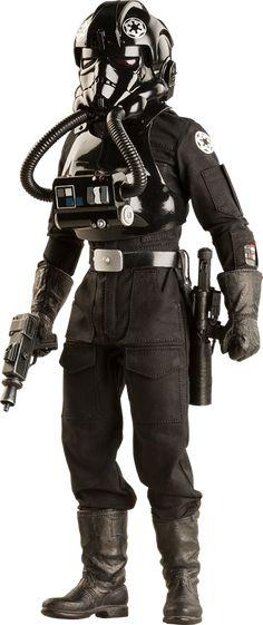 Star Wars Imperial TIE Fighter Pilot