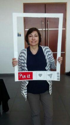 Nuestra profesora Diana Vargas también disfruta de conect@dos 2014