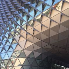 """nexttoparchitects: """" by Origami Architecture, Parametric Architecture, Parametric Design, Architecture Portfolio, Facade Architecture, School Architecture, Building Skin, Building Facade, Facade Pattern"""
