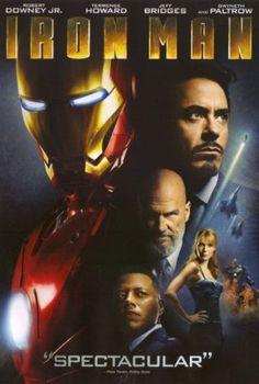 Iron Man LIMITED EDITION 2 Pack DVD Set Includes Iron Man Widescreen DVD PLUS Bonus DVD Featuring Fi @ niftywarehouse.com #NiftyWarehouse #Nerd #Geek #Entertainment #TV #Products