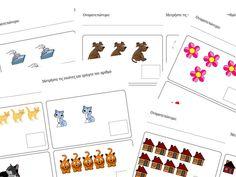 Γράψε τον αριθμό για παιδιά προσχολικής ηλικίας 2 Playing Cards, Playing Card Games, Game Cards, Playing Card