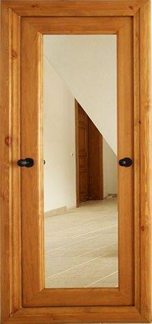 Secret Mirror Door