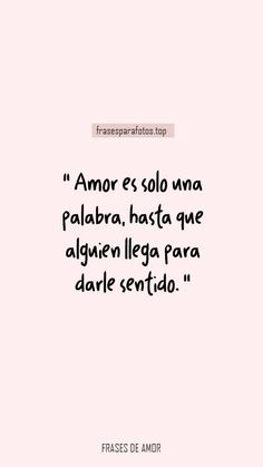 Love Phrases, Love Words, Short Spanish Quotes, Tumblr Love, Cute Love Stories, Postive Quotes, Romantic Love Quotes, Empowering Quotes, Sad Love