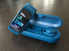 Samsung's Wireless Earbuds and Smartwatch Let You Leave The Phone Behind | Popular Science