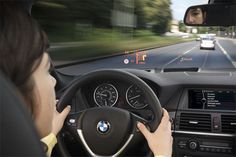 The windshield display GPS conveniently projects directions and other useful information onto the car's windshield so the driver can keep their eyes on the...