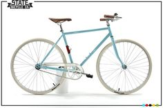 Domingo Dutch Inspired Bike   City Bicycle   State Bicycle Co. Available matching fenders