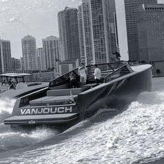 Van Dutch 55 by Repost from Yacht Fashion, Boat Fashion, Custom Car Audio, Cruiser Boat, Deck Boat, Below Deck, Boat Stuff, Yacht Boat, Super Yachts