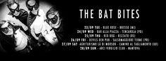 #Punk news:  Da domani BAT BITES in Italia http://www.punkadeka.it/da-domani-bat-bites-in-italia/ Comincia doomani il tour italiano della pop-punk band olandese Bat Bites. Il quartetto di Rotterdam targato Monster Zero sarà nel nostro paese per ben 6 date per presentare il nuovo self titled, uscito pochi giorni fa proprio per l'etichetta del buon Kevin Aper. Di seguito i dettagli delle ...