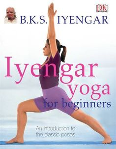 I'd love to have this book. I really admire his sequence of poses for a beginner.