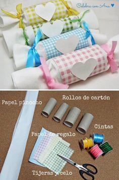 DIY-cucuruchos-reciclado-carton-chuches-muy-ingenioso