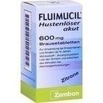 FLUIMUCIL Hustenlöser akut 600 Brausetabletten rezeptfrei in der Versandapotheke