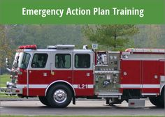 Provide emergency action plan training to your employees, to help them be prepared for unforseen events