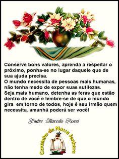 MENSAGENS E ORAÇÕES DO PADRE MARCELO ROSSI