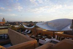 Roof Terrace, Marrakech