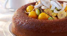 Baba aux fruits exotiquesVoir la recette du Baba aux fruits exotiques >>
