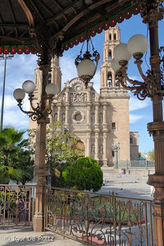 Chihuahua, Mexico - I want to go here one day ... where my great-grandmother was from.