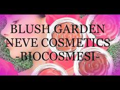Nuovi Blush Garden della #NeveCosmetics https://youtu.be/wQimpvPu45A