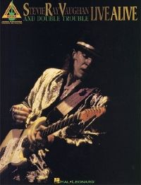 Stevie Ray Vaughan & Double Trouble:  Live Alive for Guitar Tab. £18.99