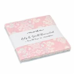 """Lily & Will Revisited 5"""" Charm Pack 42 pc."""