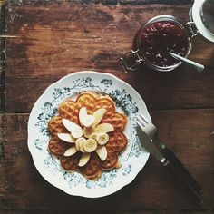 breakfast / photo by Annette Pehrsson
