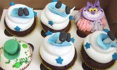 Muma's cupcakes - Alicia en el pais de las maravillas