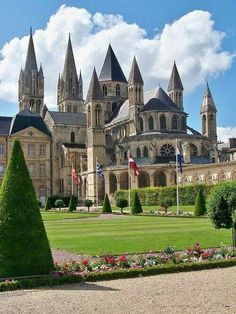 Caen, France Rainville/Renville
