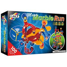 Galt Toys Inc Mega Marble Run Toy *** More info could be found at the image url. Note:It is Affiliate Link to Amazon.