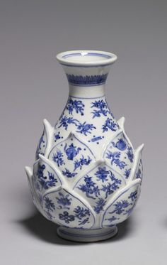 Vase with Lotus Blossom Base · The Walters Art Museum · Works of Art