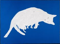 Bid now on Litter (Fireplace Editions) by Kiki Smith. View a wide Variety of artworks by Kiki Smith, now available for sale on artnet Auctions. Kiki Smith, Cat Drinking, Artwork Images, Feminist Art, Collage, Art Graphique, Animal Paintings, Metropolitan Museum, Supernatural