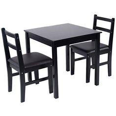 Giantex 3 PCS Pine Wood Dining Set Table And 2 Upholstere... https://www.amazon.com/dp/B01LXY0W6F/ref=cm_sw_r_pi_dp_x_nfVtybX8Y57KS
